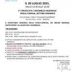 E' CONVOCATA L'ASSEMBLEA FESICA CONFSAL SETTORE CERAMICO – Martedì 20/07/2021, Modena